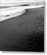 In My Thoughts Metal Print