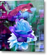 In One's Element Metal Print