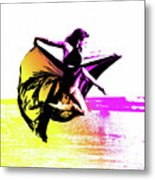 In Strength, Beauty Il Metal Print