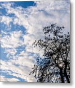 In That Quiet Earth - At Sunset Metal Print