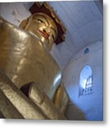 In The Ancient Temple Metal Print