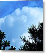In The Anteroom Of The Mountain Gods 001 Metal Print