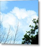 In The Anteroom Of The Mountain Gods 002 Metal Print