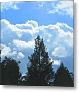 In The Anteroom Of The Mountain Gods 004 Metal Print