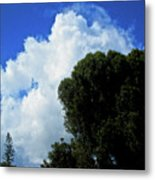 In The Anteroom Of The Mountain Gods 005 Metal Print
