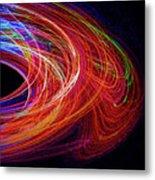In The Beginning-right Metal Print