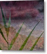 In The Distance Is The Season Metal Print