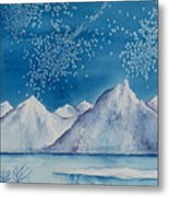 In The Far North Metal Print