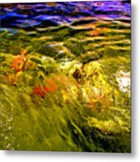 In The Flow 2 Metal Print