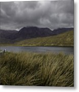 In The Heart Of Scotland Metal Print