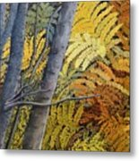 In The Maine Woods Metal Print