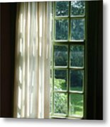 In The Quiet Of The Afternoon Metal Print