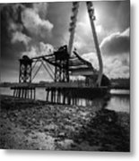 Northern Spire Bridge 4 Metal Print