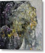In The Shelter Of The Wind Metal Print