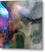 In The World Metal Print
