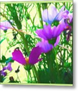 In Time For Summer Metal Print