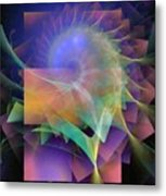 In What Far Place Metal Print