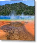 In Yellowstone Metal Print