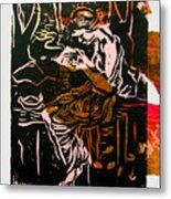 Incense Box 3 Metal Print by Adam Kissel