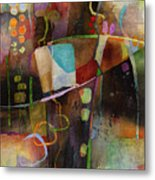 Incipient Bloom Metal Print