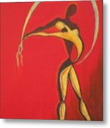 Indalo Touch Metal Print