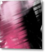 Indelibly Metal Print