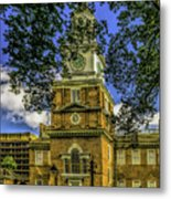 Independence Hall-philadelphia Metal Print