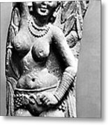 India: Jain Sculpture Metal Print