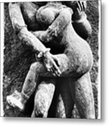 India: Sculpture Metal Print