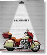 The Roadmaster Metal Print
