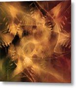 Indigenous Spirits 3 Metal Print