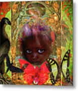 Indigo Children Metal Print