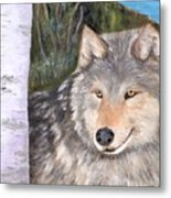 Indomitable Spirit II Metal Print
