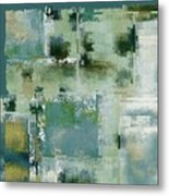 Industrial Abstract - 17t Metal Print