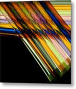 Industrial Art Metal Print by Jerry McElroy
