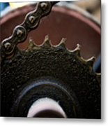 Industrial Revolution Metal Print by Odd Jeppesen