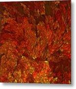 Inferno-3 Metal Print