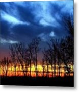 Infinite Expectation Metal Print