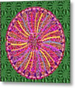 Infinity Star Flower An Abstract Fineart Expression By Navinjoshi At Fineartamerica Colorful Fun Metal Print
