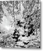 Infrared Indian River State College Hendry Campus #6 Metal Print