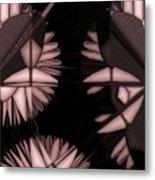 Infructescence Metal Print