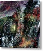 Inhabited Space #2 Metal Print