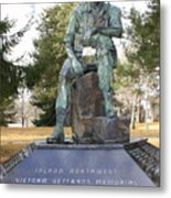 Inland Northwest Vietnam Veterans Memorial Metal Print
