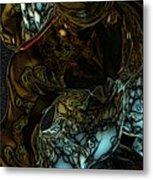 Inner Being Metal Print
