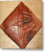 Inner Life - Tile Metal Print