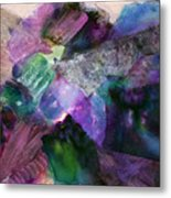 Inner Light Metal Print