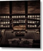 Inner Sanctum -colour Metal Print