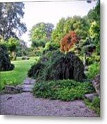 Innisfree Gardens Metal Print