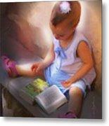 Innocence And The Bible - Cuba Metal Print by Bob Salo