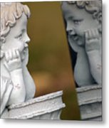 Innocence Reflected Metal Print by Off The Beaten Path Photography - Andrew Alexander